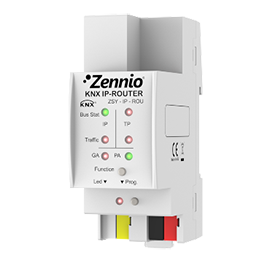 zennio ip router